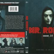 Mr. Robot Season 2.0 (2017) R1 DVD Cover