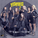 Pitch Perfect 3 (2017) R1 Custom DVD Label