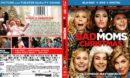 A Bad Moms Christmas (2017) R1 Blu-Ray Cover