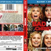 Bad Moms Christmas Dvd Release Date.A Bad Moms Christmas 2017 R1 Custom Dvd Cover Label