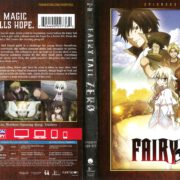 Fairy Tail Zero (2018) R1 Blu-Ray Cover