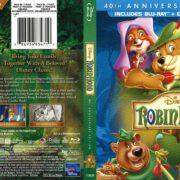 Robin Hood (2013) R1 Blu-Ray Cover