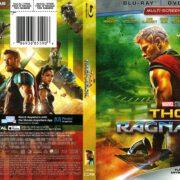 Thor: Ragnarok (2018) R1 Blu-Ray Cover