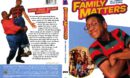 Family Matters Season 5 (1993) R1 DVD Cover
