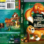 The Fox and the Hound 2-Movie Collection (2011) R1 DVD Cover