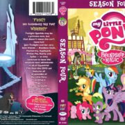 My Little Pony Friendship is Magic Season 4 (2014) R1 DVD Cover