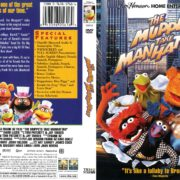 The Muppets Take Manhattan (1984) R1 DVD Cover