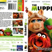 The Muppets (2012) R1 DVD Cover