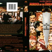 Murder on the Orient Express (1974) R1 DVD Cover