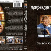 Murder, She Wrote Season 1 (2013) R1 DVD Covers