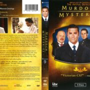 Murdoch Mysteries Season 9 (2016) R1 DVD Covers