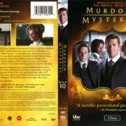 Murdoch Mysteries Season 10 (2017) R1 DVD Cover