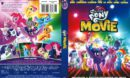 My Little Pony The Movie (2018) R1 DVD Cover