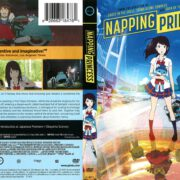 Napping Princess (2017) R1 DVD Cover