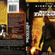 National Treasure (2005) R1 DVD Cover
