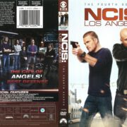 NCIS: Los Angeles Season 4 (2013) R1 DVD Cover