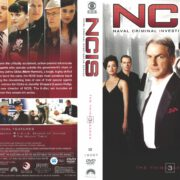 NCIS: Naval Criminal Investigative Service Season 3 (2007) R1 DVD Covers