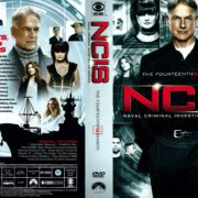 NCIS: Naval Criminal Investigative Service Season 14 (2017) R1 DVD Covers
