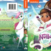Nella the Princess Knight (2017) R1 DVD Cover