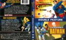 The New Adventures of Superman/The New Adventures of Batman (2018) R1 DVD Cover