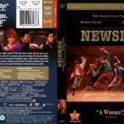 Newsies (1992) R1 DVD Cover