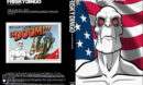 Frisky Dingo: The Complete Series (Season 1-2) R1 DVD Custom Cover