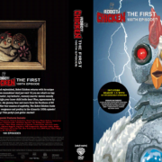 Robot Chicken Season 1-5 R1 DVD Custom Cover