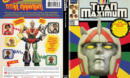 Titan Maximum: The Complete Series R1 DVD Cover