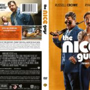 The Nice Guys (2016) R1 DVD Cover
