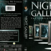 Night Gallery The Complete Series (2017) R1 DVD Cover