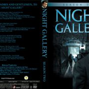 Night Gallery Season 2 (2017) R1 Custom DVD Covers