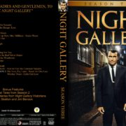 Night Gallery Season 3 (2017) R1 Custom DVD Cover