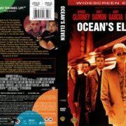 Ocean's Eleven (2001) R1 DVD Cover
