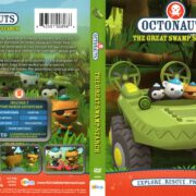 Octonauts: The Great Swamp Search (2018) R1 DVD Cover