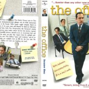 The Office Season 1 (2005) R1 DVD Cover