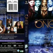 Once Upon a Time Season 2 (2013) R1 DVD Covers