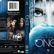 Once Upon a Time Season 4 (2015) R1 DVD Covers