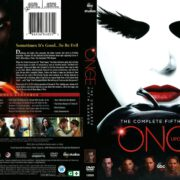 Once Upon a Time Season 5 (2016) R1 DVD Covers