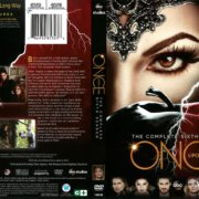 Once Upon a Time Season 6 (2017) R1 DVD Cover