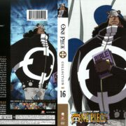 One Piece Collection 16 (1999) R1 DVD Cover