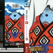 One Piece Collection 18 (1999) R1 DVD Cover