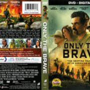 Only the Brave (2018) R1 DVD Cover