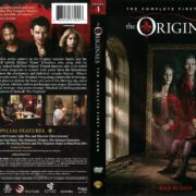 The Originals Season 1 (2013) R1 DVD Cover