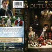 Outlander Season 2 (2016) R1 DVD Cover