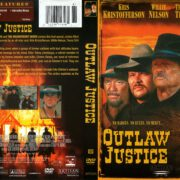 Outlaw Justice (2003) R1 DVD Cover