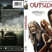 Outsiders Season 1 (2016) R1 DVD Cover