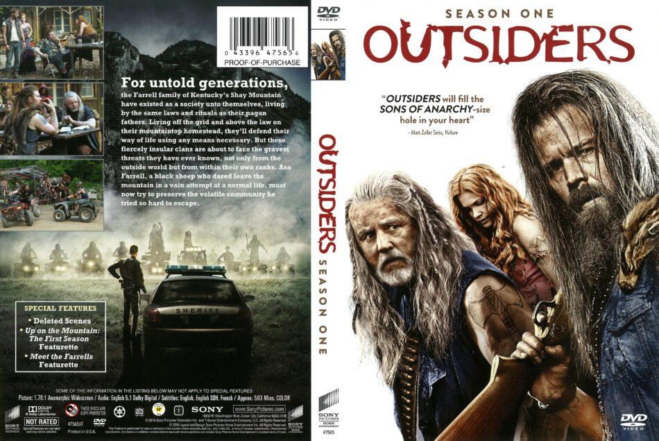 Outsiders Serie Deutsch