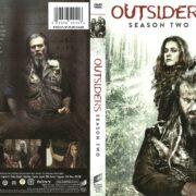Outsiders Season 2 (2017) R1 DVD Cover
