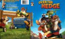 Over the Hedge (2006) R1 DVD Cover