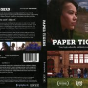 Paper Tigers (2015) R1 DVD Cover